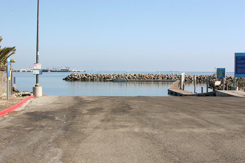 Cabrillo Beach Boat Launch Ramp